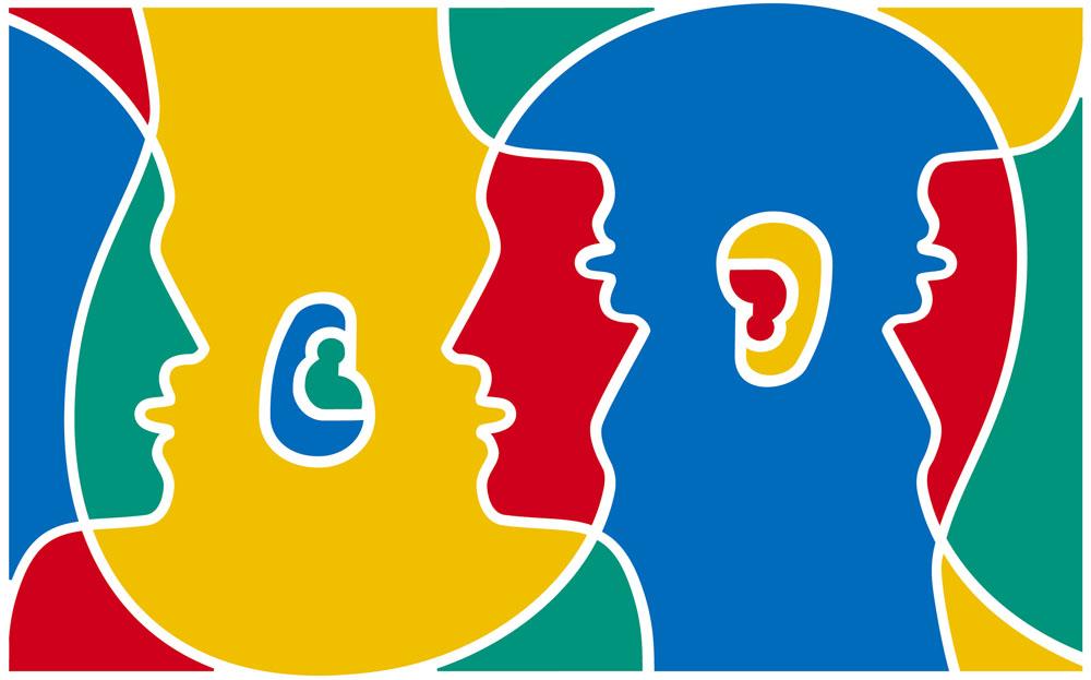 Logotipo del Día Europeo de las Lenguas