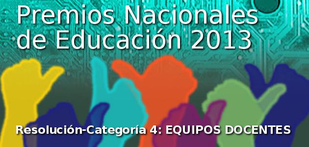 premios 2013 resolucion